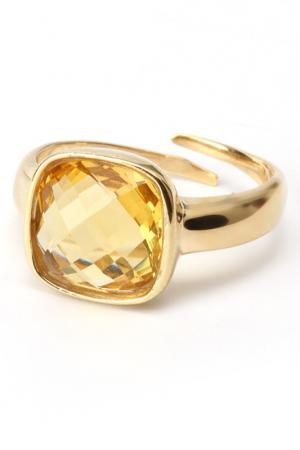 Кольцо ZOCCAI. Цвет: золотой