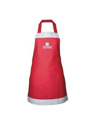 Фартук кухонный RONDELL. Цвет: красный