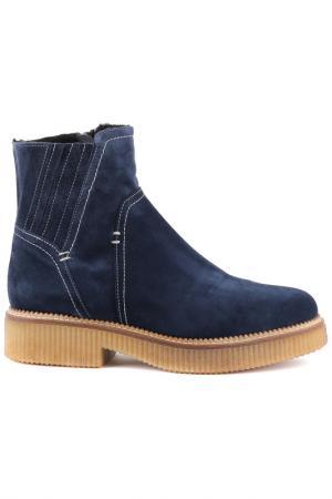 Ботинки Repo. Цвет: темно-синий