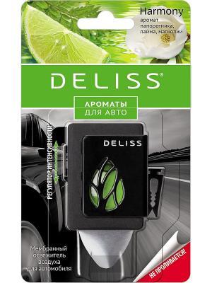 Мембранный освежитель воздуха для автомобиля Deliss. Цвет: зеленый