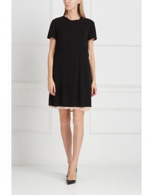 Платье Maurizio Pecoraro. Цвет: черный