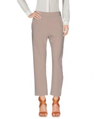 Повседневные брюки ALEX VIDAL. Цвет: бежевый