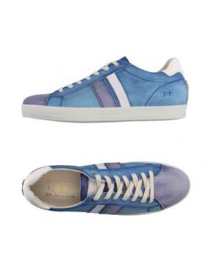 Низкие кеды и кроссовки D'ACQUASPARTA. Цвет: фиолетовый