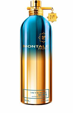 Парфюмерная вода Intense So Iris Montale. Цвет: бесцветный