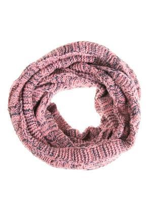 Снуд Vittorio Richi. Цвет: розовый, синий