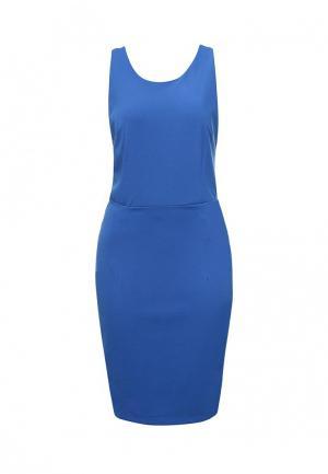 Платье Aurora Firenze. Цвет: синий