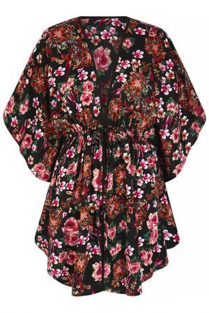 Блуза Mela london. Цвет: multicolor