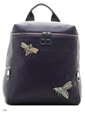 Рюкзак Alessandro Birutti. Цвет: темно-фиолетовый