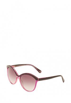 Очки солнцезащитные Enni Marco. Цвет: фиолетовый