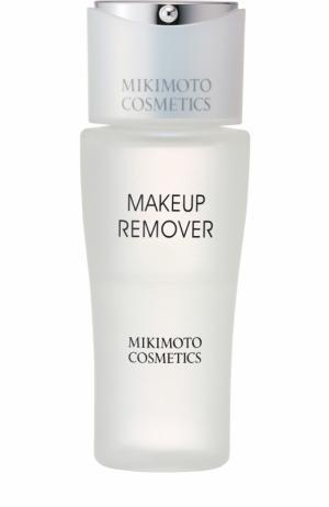 Жидкость для снятия макияжа с глаз и губ Mikimoto Cosmetics. Цвет: бесцветный