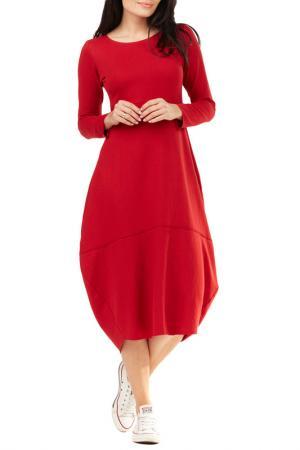 Dress Awama. Цвет: red