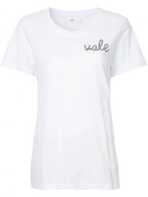 Футболка Sail Away Vale. Цвет: белый