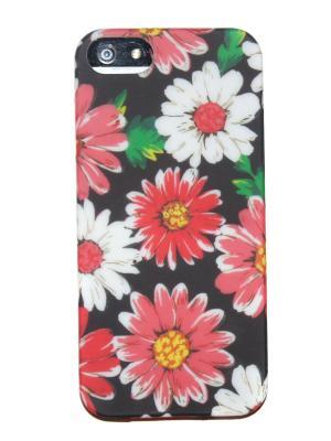 Чехол для Iphone 5/ 5S Lola. Цвет: красный, белый