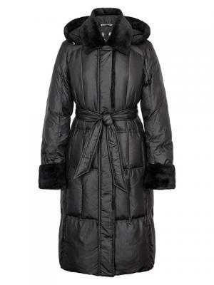 Пальто HAGENSON. Цвет: черный