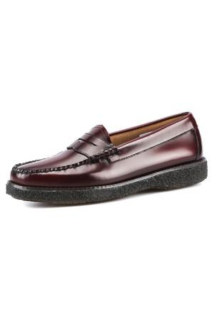 Shoes G.H. BASS. Цвет: bordeaux