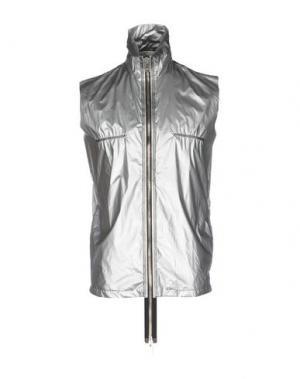 Куртка BULK. Цвет: серебристый