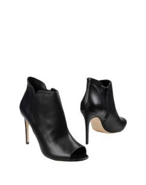 Ботинки 8. Цвет: черный