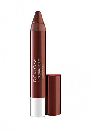 Бальзам для губ Revlon. Цвет: коричневый