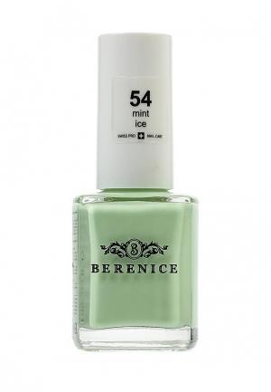 Лак Berenice. Цвет: зеленый