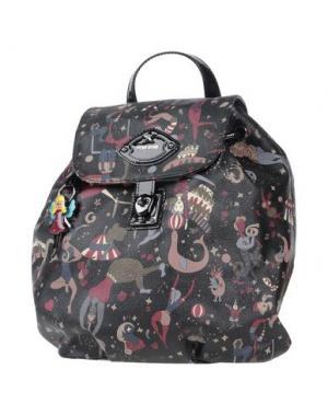 Рюкзаки и сумки на пояс PIERO GUIDI. Цвет: черный