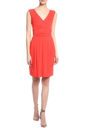 Платье Cinzia Rocca. Цвет: оранжевый