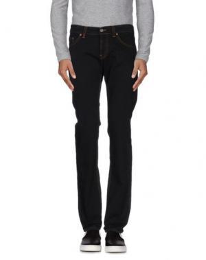 Джинсовые брюки DONDUP. Цвет: черный