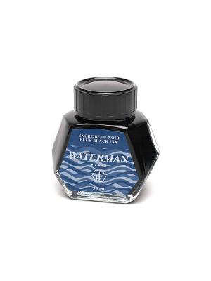 Чернила для перьевых ручек Waterman. Цвет: синий