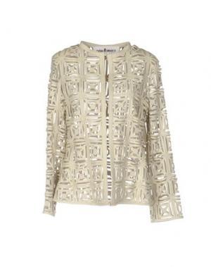 Пиджак CABAN ROMANTIC. Цвет: бежевый