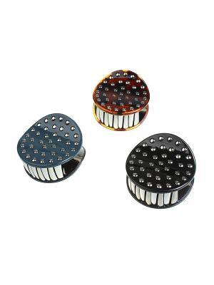 Краб (Комплект - 3 шт.) Migura. Цвет: серебристый, коричневый, синий, черный