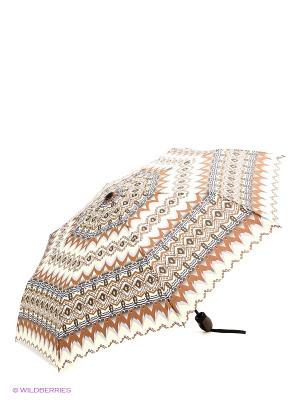 Зонт Stilla s.r.l.. Цвет: светло-коричневый, коричневый