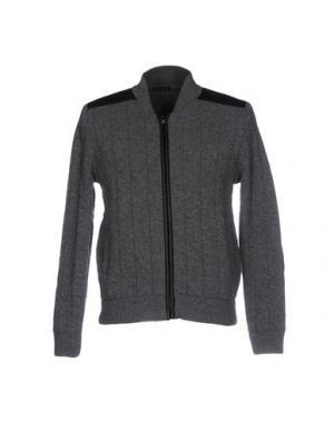 Куртка +39 MASQ. Цвет: свинцово-серый