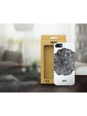 Чехол Пенек для iPhone 5/5S и 6 Siberia by Sleepy. Цвет: белый