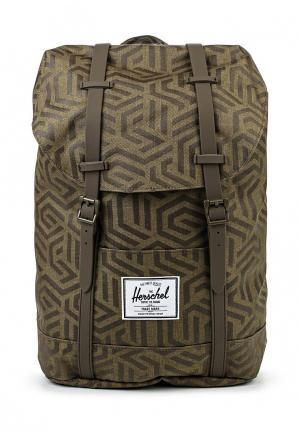 Рюкзак Herschel Supply Co. Цвет: хаки
