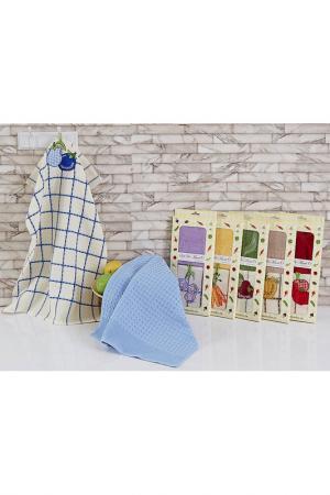 Кухонные салфетки 45х70, 2 шт Sofi De Marko. Цвет: бежевый