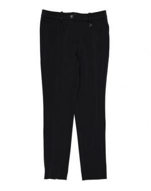 Повседневные брюки MONNALISA CHIC. Цвет: черный