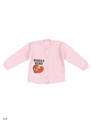 Кофта Babycollection. Цвет: розовый
