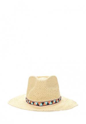 Шляпа Roxy. Цвет: бежевый