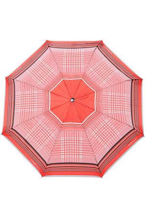 Зонт Ferre Milano. Цвет: красный, белый