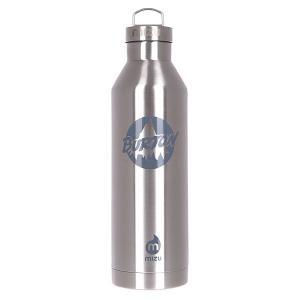 Бутылка для воды  Burton V8 800ml Mountain Stainless W Grey Print Mizu. Цвет: серый