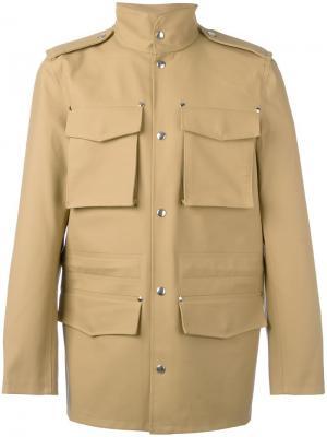 Куртка Alsten Stutterheim. Цвет: телесный
