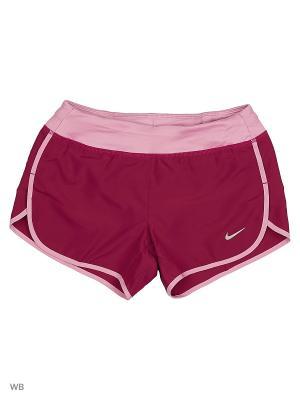 Шорты G NK DRY SHORT RIVAL Nike. Цвет: фуксия, розовый