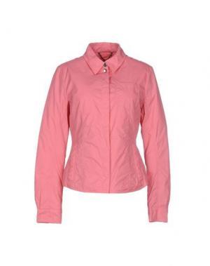 Куртка 313 TRE UNO. Цвет: фуксия