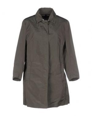 Куртка AQUARAMA. Цвет: зеленый-милитари