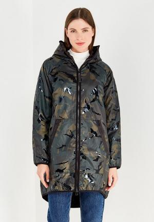 Куртка утепленная G-Star. Цвет: хаки