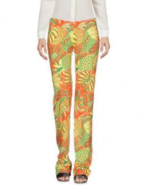 Повседневные брюки FISICO. Цвет: оранжевый