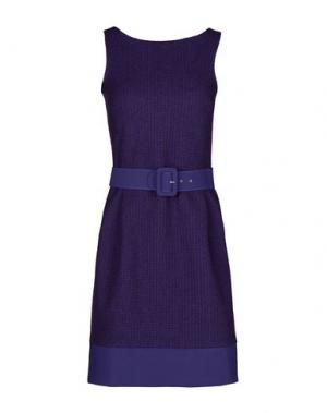 Короткое платье CHIARA BONI LA PETITE ROBE. Цвет: фиолетовый