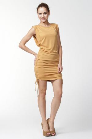 Платье Themacca. Цвет: зеленый