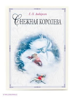 Снежная королева Эксмо. Цвет: белый, голубой