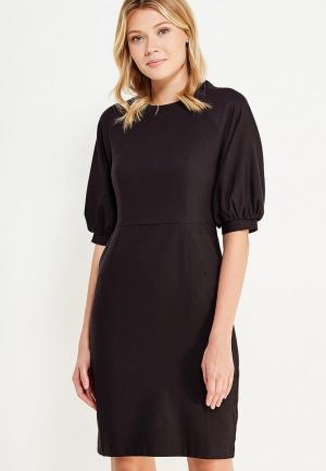 Платье Emka. Цвет: черный