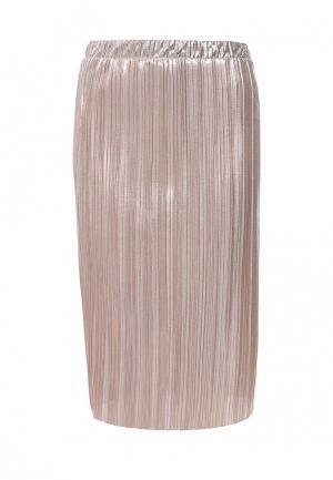 Юбка Jennyfer. Цвет: розовый